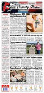 October 11, 2016 - The Posey County News by The Posey ...