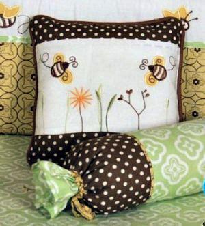 baby bumble bee bedding  nursery decor