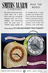 Smiths English Clocks