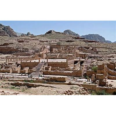The Ancient City of Petra: History