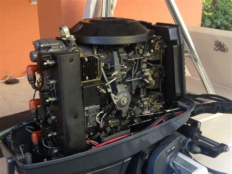 Yamaha Outboard Motors For Sale Nc by 2004 Yamaha 90hp 2 Stroke Outboard The Hull