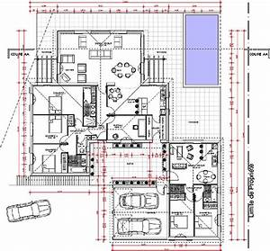 plan vrd maison individuelle ventana blog With plan d une maison individuelle