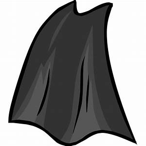 Batman Cape Clipart - Clipart Suggest