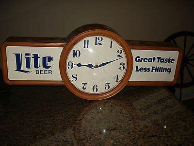 clocks breweriana beer collectibles 1 260 items