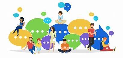 Social Talk Overcome Conversations Skepticism Em Give