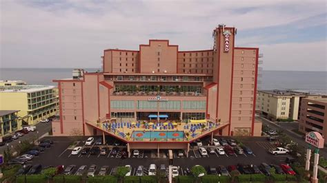 grand hotel spa ocean city md youtube