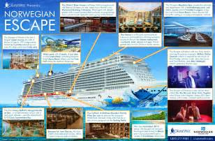 norwegian escape cruise ship 2017 and 2018 norwegian