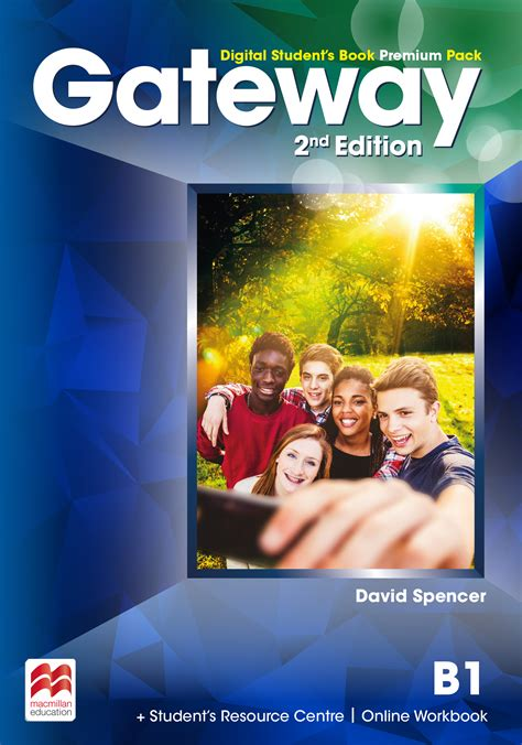 gateway  edition  digital students book premium pack