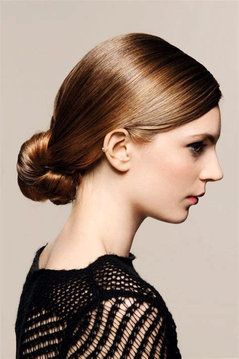 Bun Hairstyles For by 20 Low Buns To Make You Forget The Topknot Brit Co