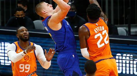 NBA playoffs schedule: Denver Nuggets vs. Phoenix Suns in ...