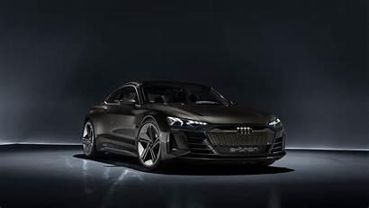 Audi Tron Gt Concept Electric Cars Technology