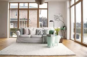 Ikea Wohnzimmer Schrankwand : die sch nsten ideen mit ikea ektorp sofas ~ Michelbontemps.com Haus und Dekorationen