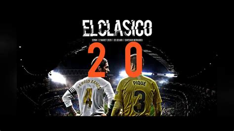 real madrid vs barcelona goals & highlights hd El clasico ...