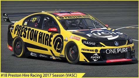 #18 Preston Hire Racing 2017 (vasc) By Sergio Hernando