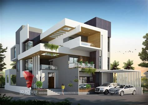 Architectural 3d Apartment Rendering