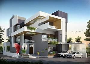 3D Apartment De... Architecture Design
