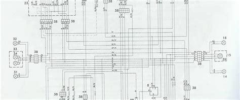 Ga Scooter Diagram by Sonic Lednings Diagram Guider Uploadet Af Thygesen