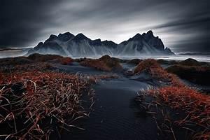 Iceland, Dark, Sky, Nature, Landscape, Wallpapers, Hd, Desktop, And, Mobile, Backgrounds