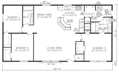 open floor plan homes with pictures best open floor plan modular homes simple open floor plan