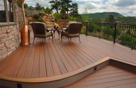 Composite Decking For Your Outdoor Living Needs