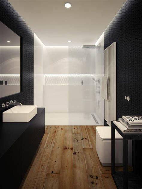 cosmic salle de bain les 25 meilleures id 233 es de la cat 233 gorie salle de bains avec parquet sur salles de
