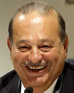 Mexican tycoon tops list of world's richest - The Blade