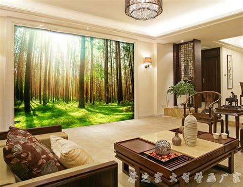 3d Wallpaper For Living Room : Best 3d Three Dimensional Living Room Wallpaper Ideas And