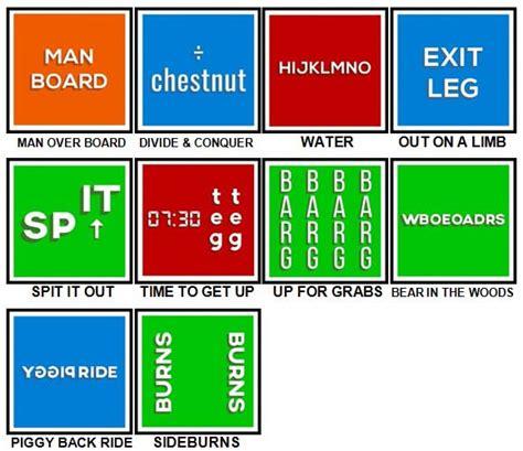 Dingbats 3 questions dingbats 3 answers. 100 Pics Dingbats Level 81-90 Answers | 100 Pics Answers