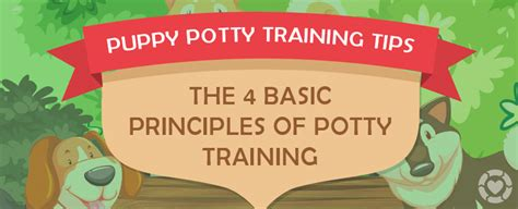 The  Basic Principles Of  Ee  Puppy Ee   Potty Training Infographic Ecogreenlove
