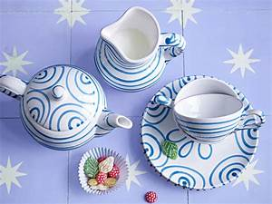 Home Creation Geschirr : geschirr blau weiss geschirr blau wei im silber und rosen shop porzellan kaffee und teeservice ~ Buech-reservation.com Haus und Dekorationen