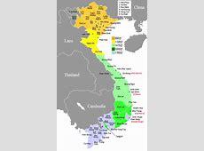 남부 베트남1 베트남의 남쪽
