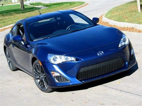 bringing  sport    car  scion fr  sports car