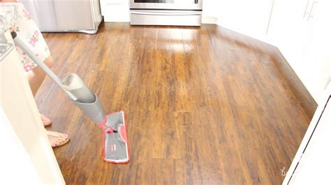 Clean Laminate Wood Floors Care Tips Youtube