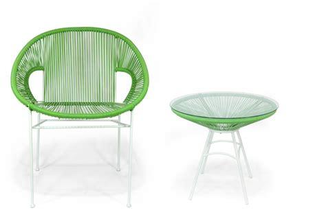 fauteuil en fil plastique maison design hompot