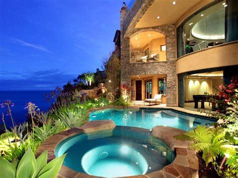 beautiful luxury mansion  california  beautiful