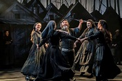 Review: Fiddler on The Roof at The Playhouse Theatre ...