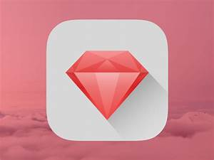 Ruby Tips Icon by Sean Bolak - Dribbble