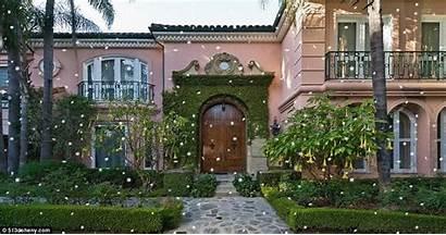 Houses Christmas Favorite Christina Beverly Hills Aguilera