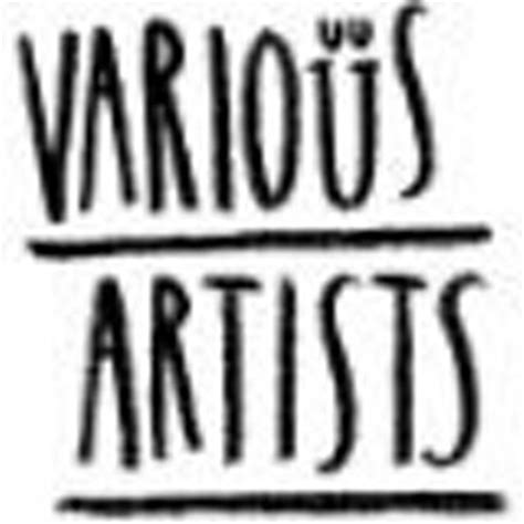Various Artists (@variousartists) Twitter