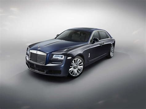 Rolls-royce Ghost Extended Wheelbase Awarded Best Super