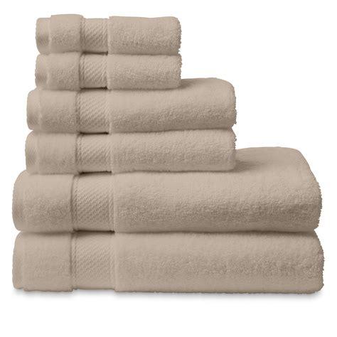 Kmart Bath Towel Sets by Cannon 6 Cotton Bath Towel Set