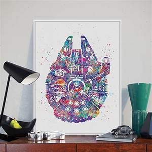 online buy wholesale star wars canvas art from china star With best brand of paint for kitchen cabinets with movie canvas wall art