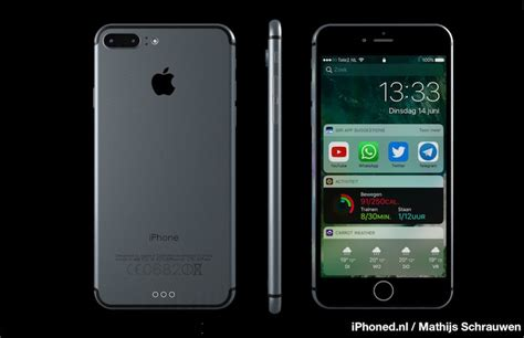 the new iphone iphone 7 concept imagines new handset running ios