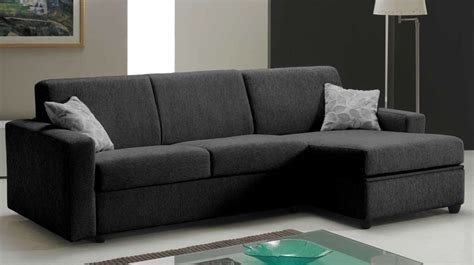 canape d angle tissus canapé d 39 angle rapido 2 places canapé lit tissu gris