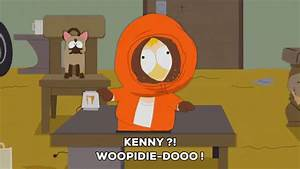 Sad Kenny Mccormick GIF by South Park - Find & Share on GIPHY