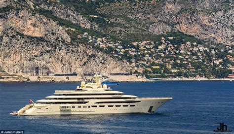 Yacht Uk by Dilbar Superyacht Delivered To Alisher Usmanov Daily