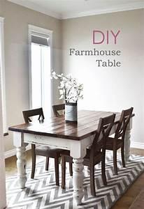 12, Beautifully, Rustic, Diy, Farmhouse, Tables