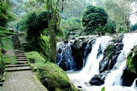 tempat wisata bernuansa alam  lembang bandung yuk