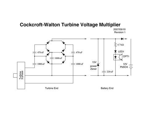 wind turbine generator 3 phase wiring diagram get free