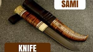 Light Out Sami Knife Quot Woodsman Quot Girvas Knives Youtube